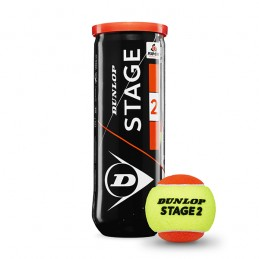 Dunlop Stage 2 Tennis Ball...