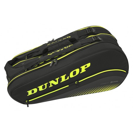 Dunlop SX Performance Thermo Bag 8 (Black,Yellow)