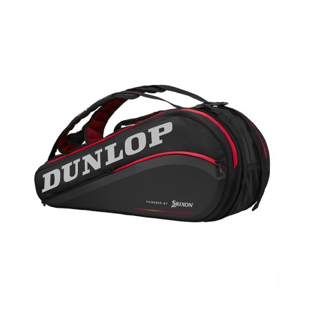 Dunlop Performance Thermo Bag 9 (Black,Red)