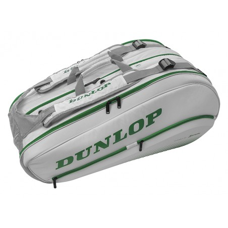 Dunlop Performance Thermo Bag 15 (White,Green)